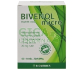 Bivenol micro tbl.60+10 zdarma