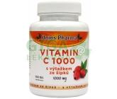 Uniospharma Vitamin C 1000mg s postup.uvol.tbl.100