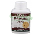 MedPharma B-koplex forte tbl.107