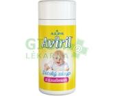 AVIRIL dětský zásyp s azulenem sypačka 100 g