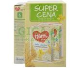 Hami kaše Super Cena 2x225g ml.rýž.vanilk + Hami6+