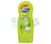 Bübchen Kids šampon a sprchový gel - Džungle 230ml