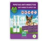 Antiparazit.pipety klíšťata blechy komáři 2x1.5ml