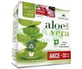 AloeVeraLife 1000ml 1+1 příbal Šípkový olej