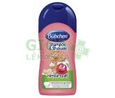 Bübchen Kids šampon a sprch.gel malina 50ml
