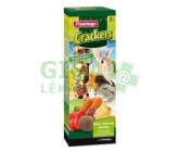 Sušenka pro hlodavce - zeleninová