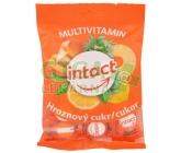 Intact hroznový cukr MULTIVITAMIN pastilky 75 g