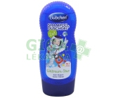 Bübchen Kids šampon a sprchový gel 230 ml - Kosmonaut