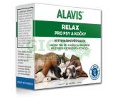 ALAVIS RELAX pro psy a kočky cps.20