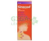 Sinecod 0.5% por.gtt.sol. 1x20ml CZ