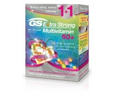 GS Extra Strong Multivitamin 50+ tbl.60+60 d.2018