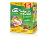 GS Ginkgo 60 Premium tbl.60+60 2018