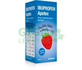 Ibuprofen Apotex 100mg/5ml por.sus. 1x150ml