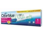 Clearblue PLUS -rychlá detekce těhotenský test 1ks
