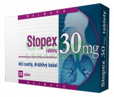 Stopex tablety 30 por.tbl.nob.30x30mg