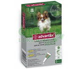 Advantix pro psy spot.on.do 4kg a.u.v.1x0.4ml