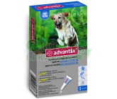 Advantix pro psy spot on dog nad 25kg 1x4ml