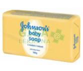 Johnsons Baby mýdlo med 100g