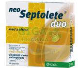Neoseptolete Duo med a citron loz.18