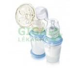 AVENT Odsávačka mat.mléka bez BPA+dárek