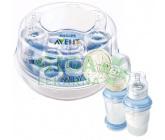 Obrázek AVENT Odsávačka mateřského mléka Natural+dárek Sterilizátor
