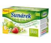 Sunárek čaj dětský ovocný s heřmánkem 20 x 1.5g