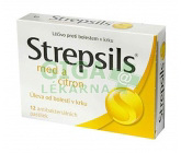 Strepsils Med a Citron orm.pas.12