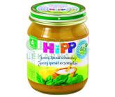 HIPP ZELENINA BIO špenát s brambory 125g CZ4003