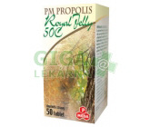 PM Propolis 50C+Royal jelly tbl.50x500mg