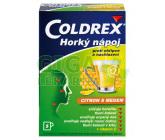 Coldrex Horký Nápoj Citron s medem por.plv.sol.5