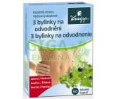 KNEIPP 3 bylinky na odvodnění tob.60