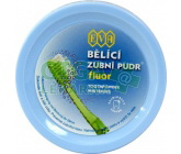 EVA Bělící zubní pudr-fluor 3ks