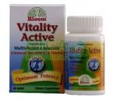 BLOOM Vitality Active Multivitamín s minerály 60 tablet