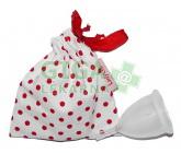 Obrázek LadyCup Small LUX menstruační kalíšek malý 1ks
