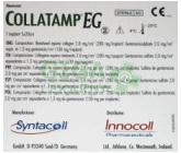 Collatamp EG 5x5x0.5 50mg Hemostat.kolag.houbička