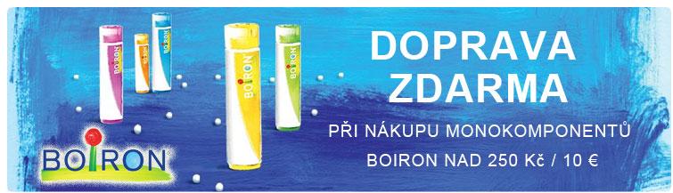 GigaLékárna.cz - Monokomponenty Boiron s dopravou zdarma