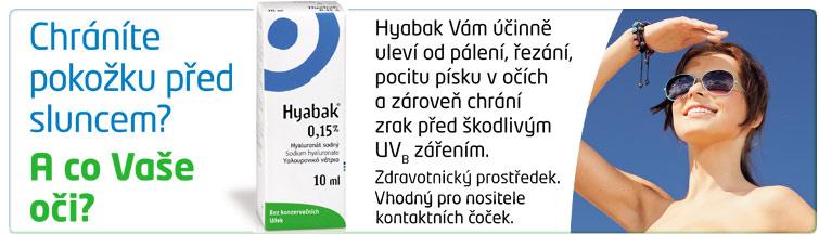 GigaLékárna.cz - Hyabak - oční kapky s UV filtrem