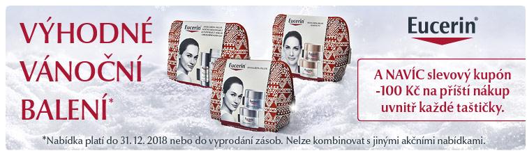 GigaLékárna.cz - Vánoční sety Eucerin