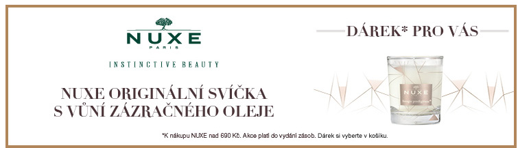 GigaLékárna.cz - Dárek k nákupu NUXE