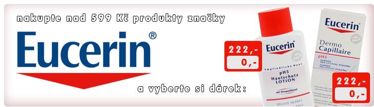 GigaLékárna.cz - Při nákupu Eucerinu za 599,- Eucerin za 222,- jako