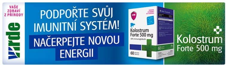 GigaLékárna.cz - Podpořte imunitu s kolostrem od Virde