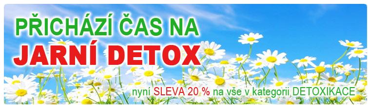 GigaLékárna.cz - Jarní detox