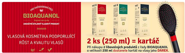GigaLékárna.cz - Bioaquanol 2x + hřeben