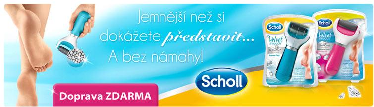 GigaLékárna.cz - Scholl Velvet s dopravou zdarma