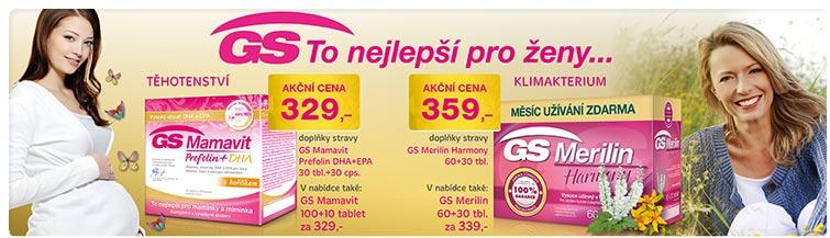 GigaLékárna.cz - GS pro ženy