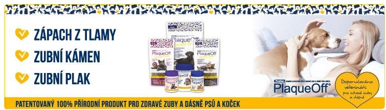 GigaLékárna.cz - PlaqueOff pro Vaše miláčky