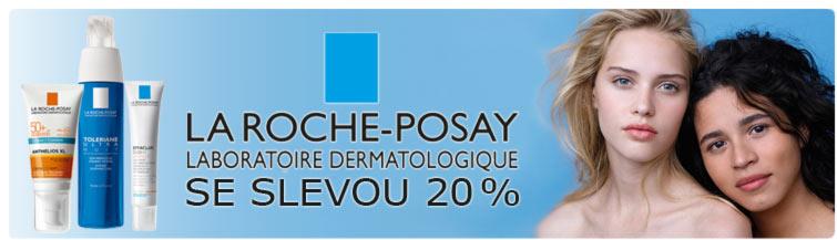 GigaLékárna.cz - La Roche Posay -20%