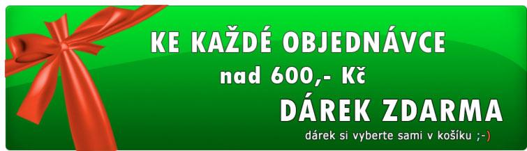 GigaLékárna.cz - Dárek k objednávce zdarma