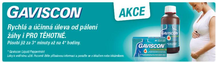 GigaLékárna.cz - Gaviscon je i pro těhotné