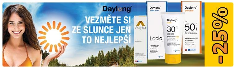 GigaLékárna.cz - Daylong -25%
